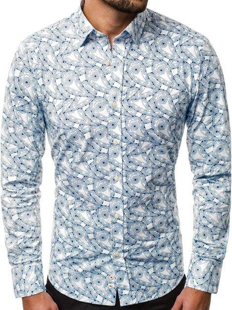 Pánské neformální košile - Ozonee.cz  6 4b7bd8129e